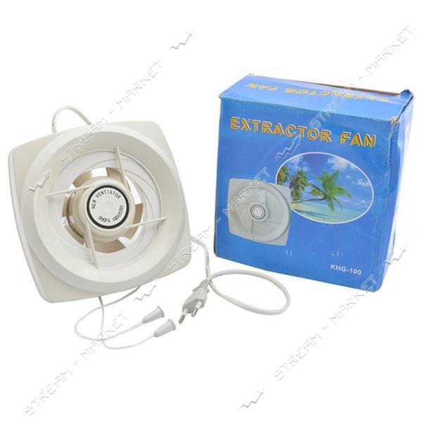 Вентилятор вытяжной 200 Китай