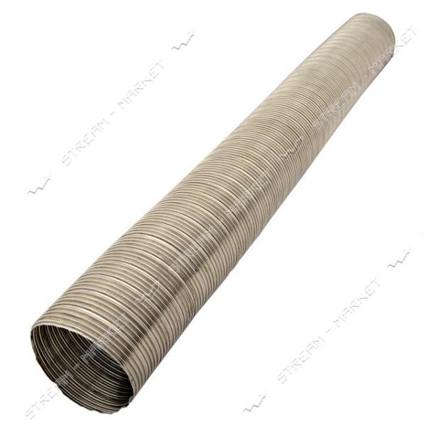 Гофротруба из нержавеющей стали толщина 0.1мм d130мм