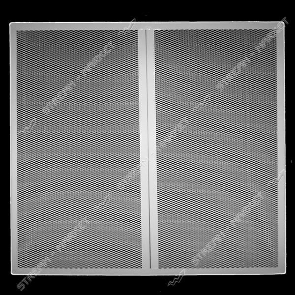 АККОРД Экран декоративный металлический на радиатор 700х955