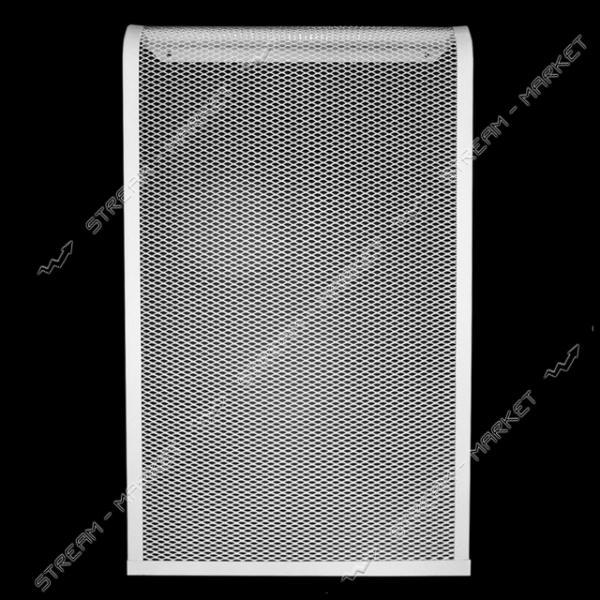 Экран декоративный металлический на радиатор 385мм