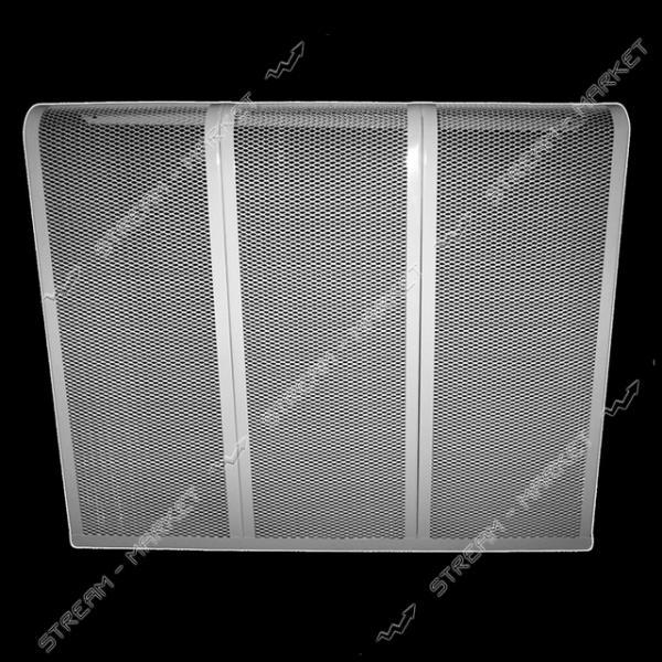 Экран декоративный металлический на радиатор 955мм