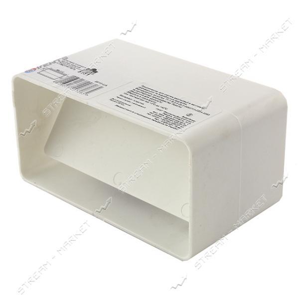 VENTS Соединитель с клапаном вентиляционный 55х110 5151