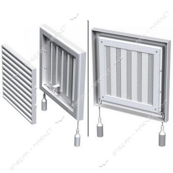 VENTS Решетка вентиляционная МВ 120 Рс