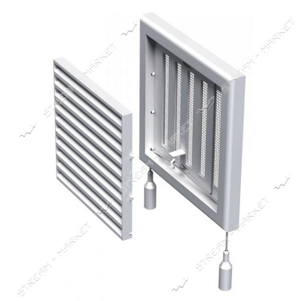 VENTS Решетка вентиляционная МВ 100 Рс
