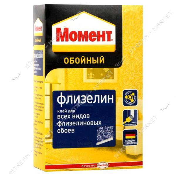 Клей обойный Момент флизелин 100г