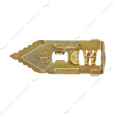 Дюбель GOLD металлический для гипсокартона 12-50мм
