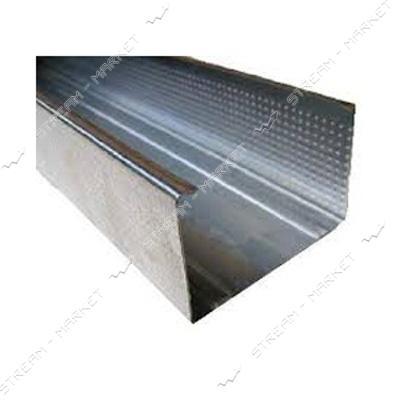 Профиль для гипсокартона стеновой(стоечный) CW75 4м 0.55мм
