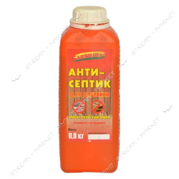 Антисептик по дереву АКРИЛИКА 0.9кг