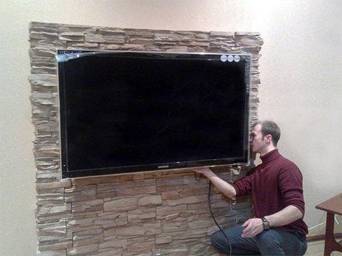 Повесим ваш телевизор LED,проектор на стену.Одесса и пригород. Установка телевизора на стену.0987458815,0994441954,0633883316.  Повесить телевизор LCD LED Plasma ,Плазменные панели (PDP) Жидкокристаллические, ЖК (LCD) телевизоры На светодиодах (LED) на ст