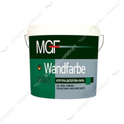 Краска водоэмульсионная MGF M1a Wandfarbe 3.5 кг