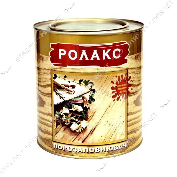 Порозаполнитель Ролакс на смолах полуматовый 2.5л