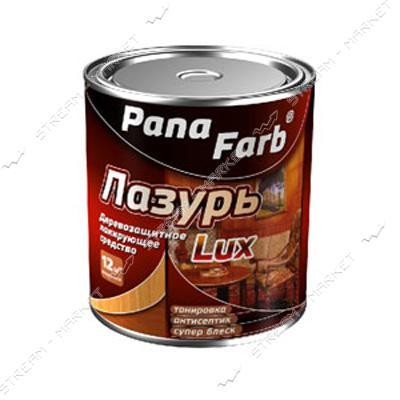 Морилка с лаком PanaFarb 'лазурь' орех 0.75л