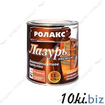 Морилка для дерева с лаком Ролакс лазурь 103 махагон 2.5л купить в Харькове - Лаки