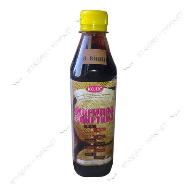 Морилка спиртовая КОЛИС красно-коричневая 0.4л