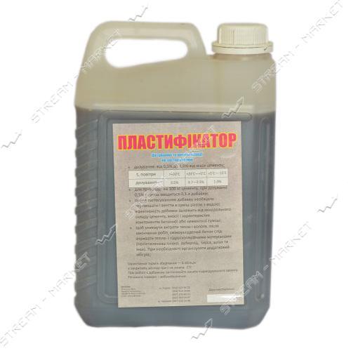 Пластификатор для бетонных и цементных растворов 1л