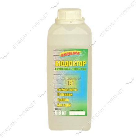 Биодоктор грунт-пропитка АКРИЛИКА концентрированый 1:1 0.9кг