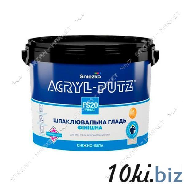 Шпаклевка Sniezka ACRYL PUTZ 0.5кг Шпаклевки на Электронном рынке Украины
