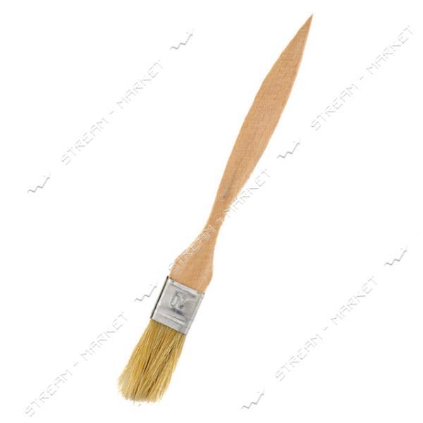 Кисть флейцевая плоская тонкая 20мм