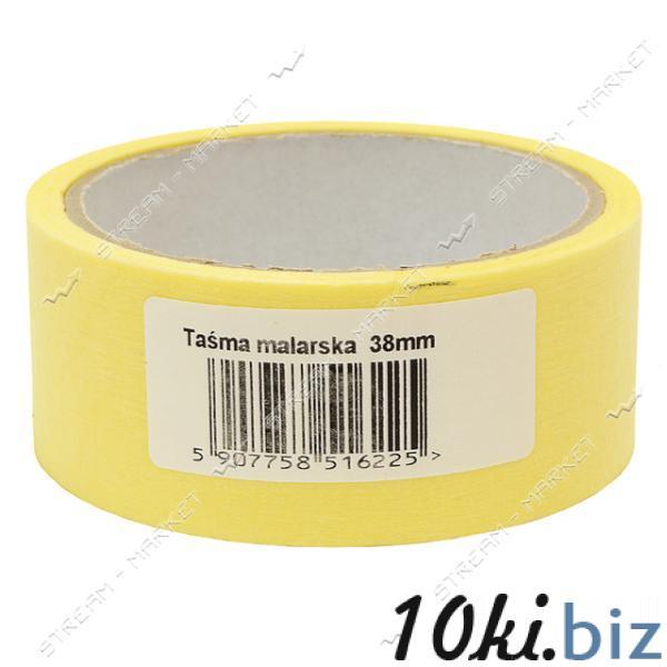 Малярная лента 38мм длина 40м (Польша) Ленты малярные, скотч на Электронном рынке Украины