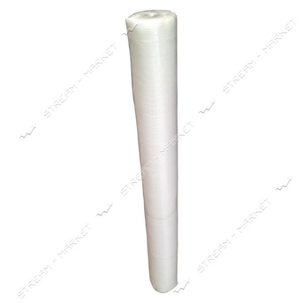 Сетка штукатурная 5х5мм плотность 75 гр/м2 45м