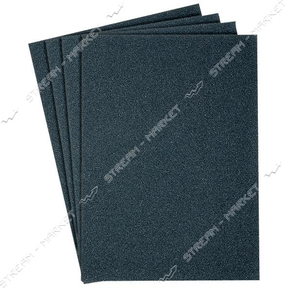 Наждачная бумага водостойкая зерно 80 (230х280 мм) (за 1шт) Klingspor