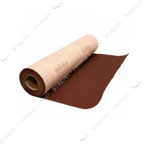Наждачная бумага водостойкая в рулонах зерно 60 (115ммх50м) (бумажная основа) желтая