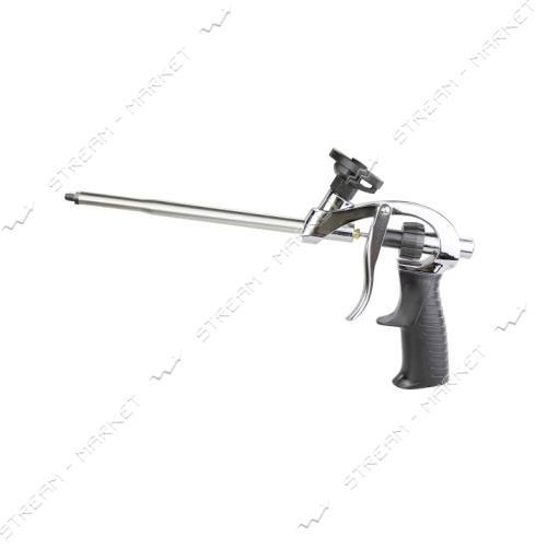 Пистолет для пены H-TOOLS 21В603 с тефлоновым покрытием иглы, трубки и держателя баллона 4 насадки