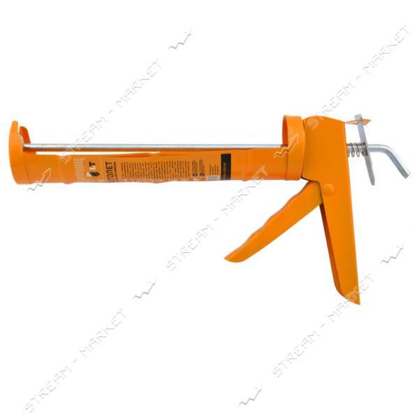 LT/MAXIDRIILL 3202 Пистолет для герметиков полузакрытый 225мм