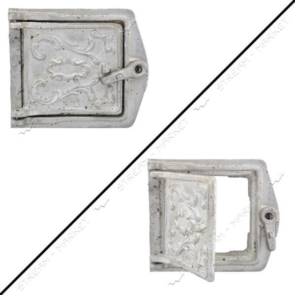 Сажетруска аллюминиевая малая 100х110мм