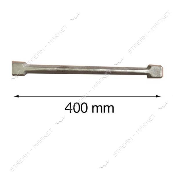 Колосник чугунный одинарный 400 мм