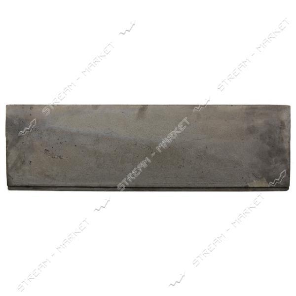 Полоса наборная чугунная гладкая 660*190 мм