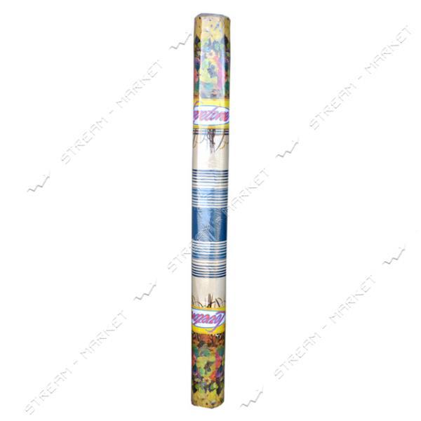 Клеенка для стола LOVETONE 1.4х20м 'Цветы' Турция