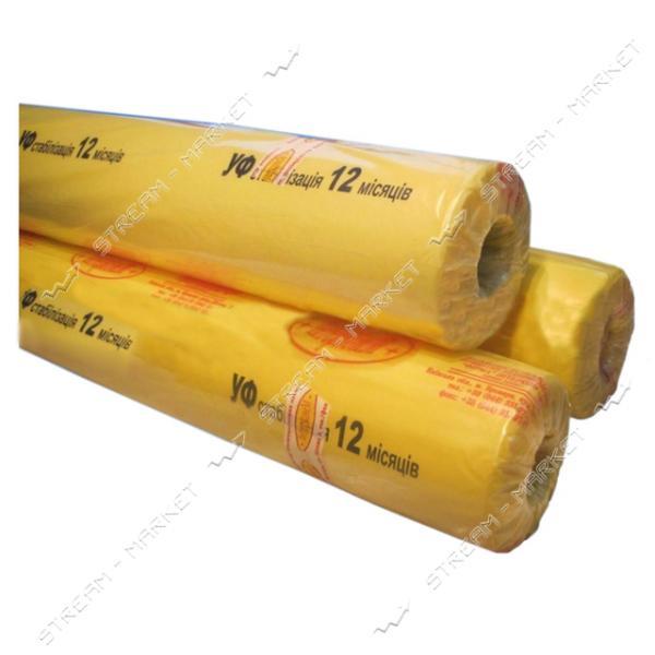 Пленка тепличная УФ-стабилизированная INTERKOM 12мес 80мкм 1.5х100м