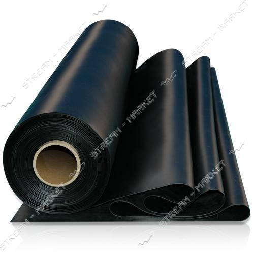 Пленка тепличная черная 115мкм 1.5х100м
