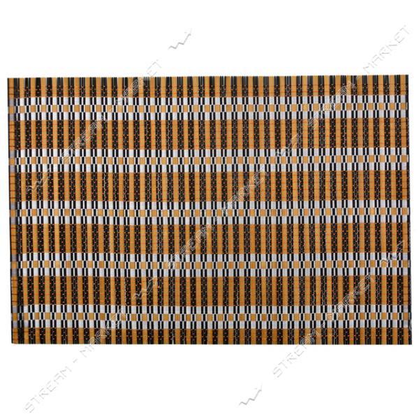 Подставка под горячее бамбук 30х45см