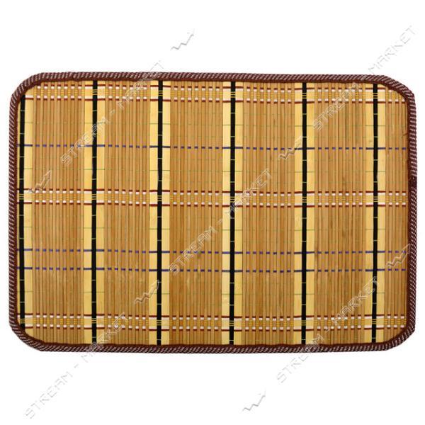 Подставка под горячее бамбук обшитый 30х45см
