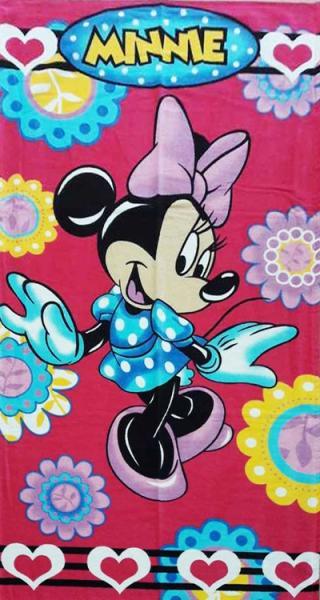Полотенце пляжное Minnie