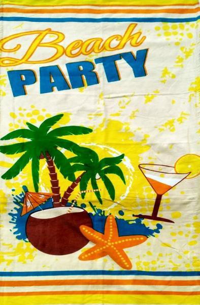 Полотенце пляжное Beach party