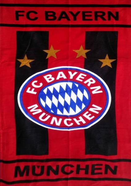 Полотенце пляжное FC BAYERN