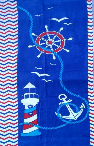 Фото ПОЛОТЕНЦА, Пляжные полотенца Полотенце пляжное Mayak