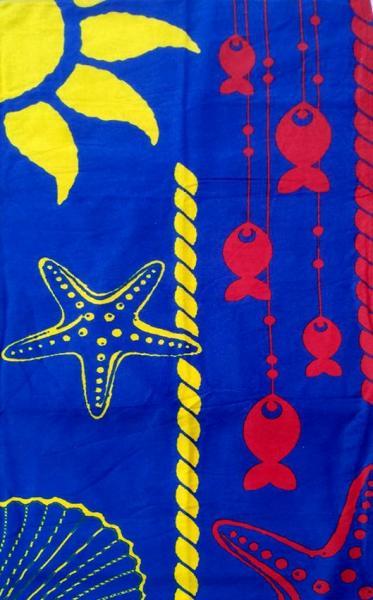 Полотенце пляжное Morskaya zvezda