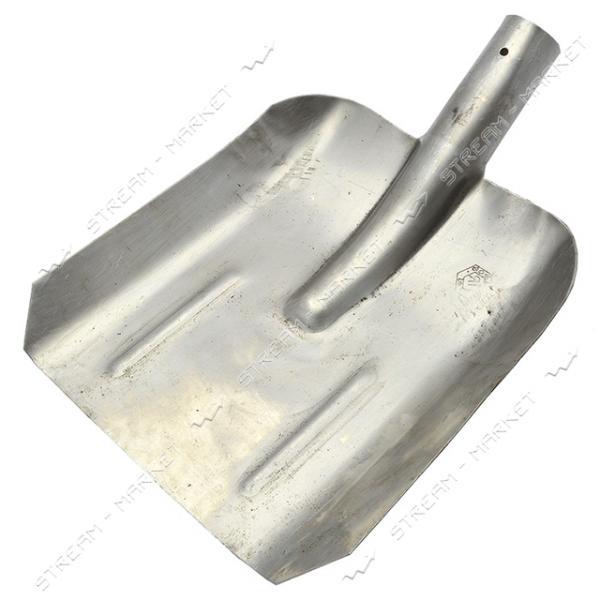 Лопата совковая нержавейка