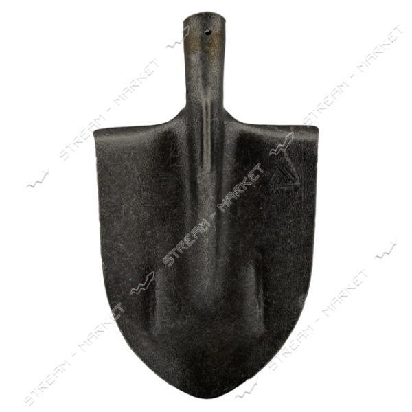 Лопата штыковая МАТиК рельсовая сталь