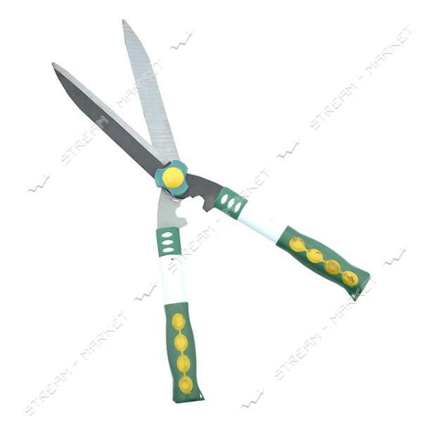 Ножницы садовые с пласстмасовыми ручками