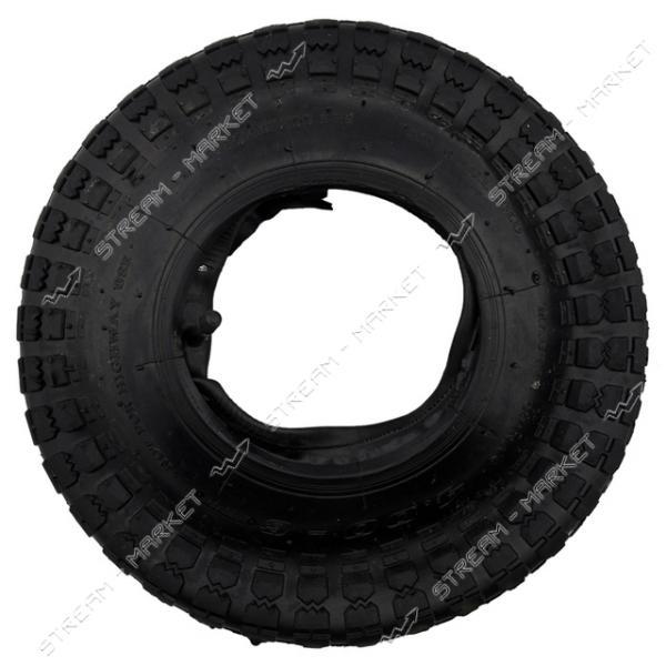 Покрышка на колесо 4.0-6 (2-х слойная)
