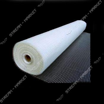 Сетка москитная плетенная 0.9х50м белая