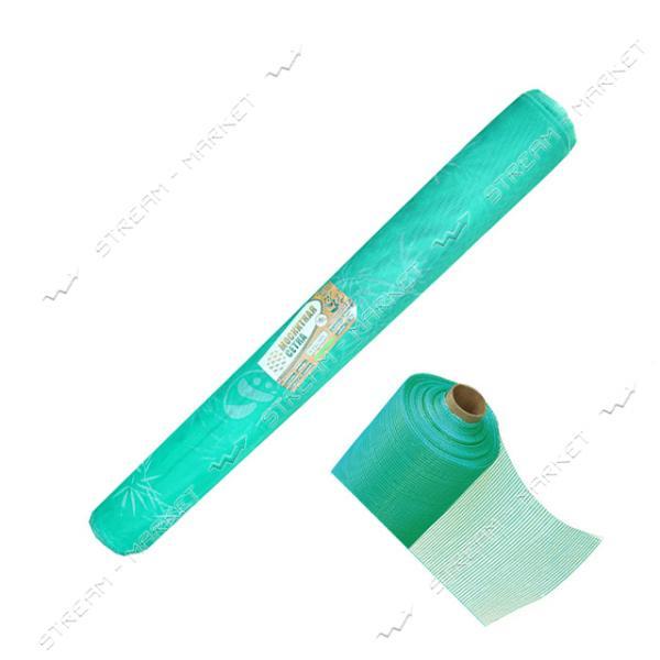 Сетка москитная штампованная ПАНДА 1.5х50м зеленая