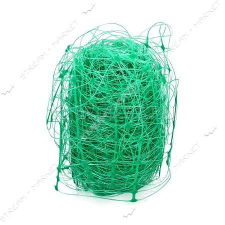 Сетка огуречная ячейка 13х18см 1.7х5м зеленая Украина