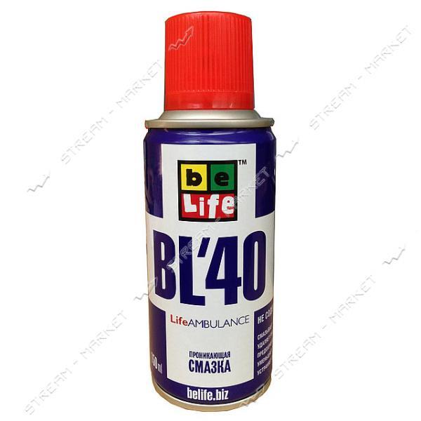 Проникающая смазка BELIFE BL40 150мл