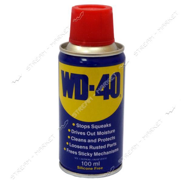 Смазка-спрей WD-40 Китай 100мл